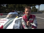 Allan McNish explains the 2013 Audi R18 e-tron quattro